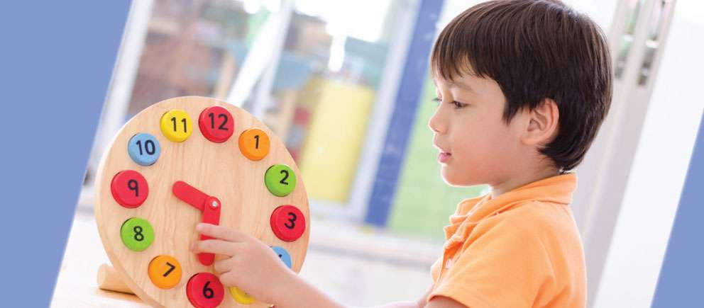 5 Tips for Teaching Young Children Time Management