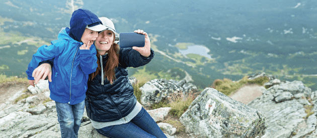 How to Hike With Kids so Everyone has Fun