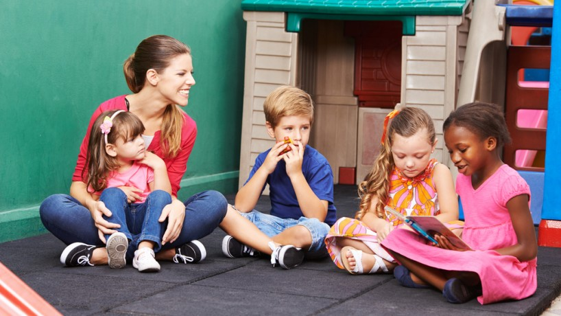 9 Qualities to Look for in a Preschool Teacher