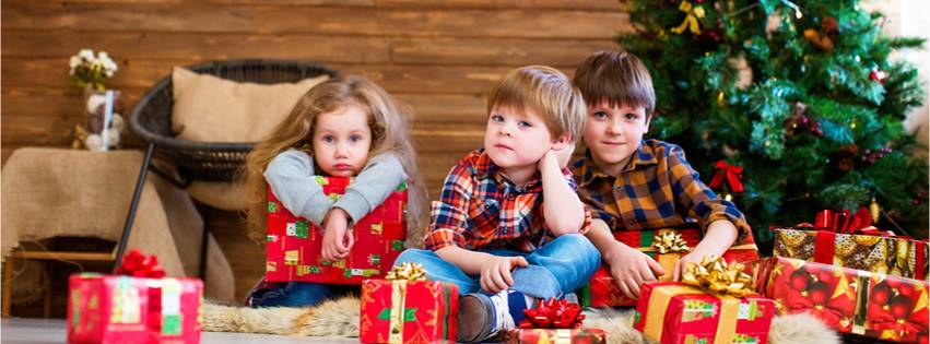 Kids and Christmas: How Much is Too Much?