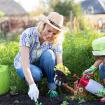 Gardening With Kids, Part 1