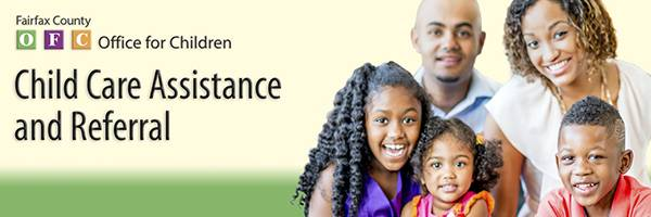 Child Care Assistance and Referral Fairfax Banner