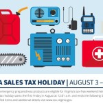 Parents…Virginia Sales Tax Holiday Is This Weekend, Aug. 3-5
